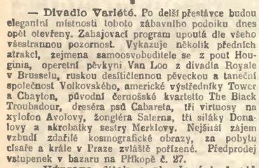 Národni listy 1901 08 31